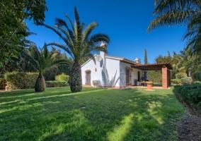 Hacienda Roche Viejo- Cortijo El Palmeral