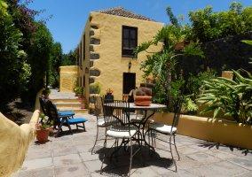 Casa La Bodega terraza