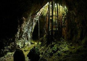 Entorno cueva Viento