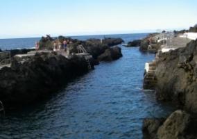 Entorno piscinas naturales Garachico