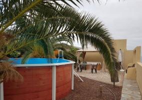 Exterior piscina