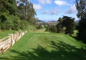Entorno campo de golf