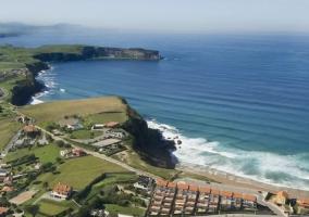 Zonas naturales con las playas cercanas
