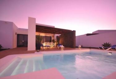 86 casas rurales con piscina en lanzarote - Villas en lanzarote con piscina privada ...