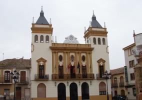Zona del Ayuntamiento