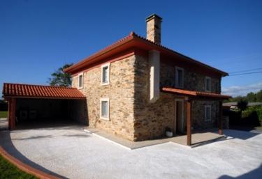 Casa rural Pantin - Valdoviño, A Coruña