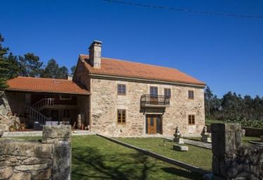 A Casa da Gandara - Camariñas (San Xurxo), A Coruña