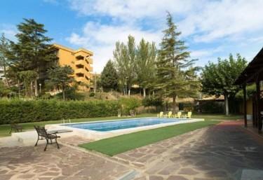 casas rurales con piscina en pa s vasco