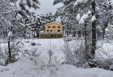 Casa rural Roblellano - Riopar, Albacete
