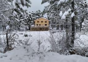 Casa rural Roblellano