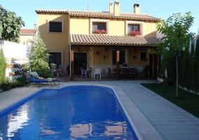 Casa rural Villa Parchís