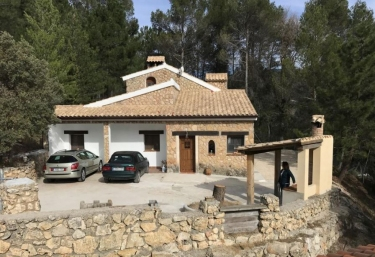 Chorros del Mundo Turismo rural - Riopar, Albacete
