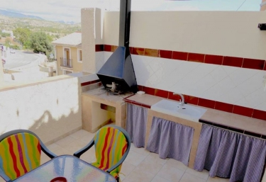 Casa La Font - Aigües, Alicante