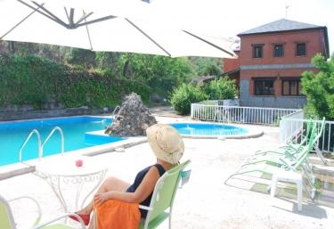 Hotel rural Don Burguillo - El Tiemblo, Ávila