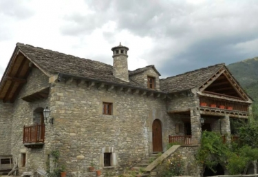 Casa rural Alejandra - Fiscal, Huesca