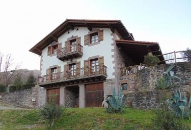Casa Ekanda Etxea - Sumbilla/sunbilla, Navarra