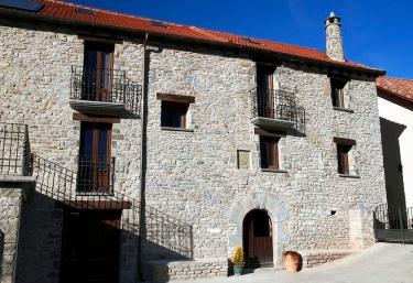 Apartamentos Casa Latas - Cartirana, Huesca