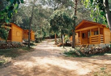 Camping Rural Montillana - Hornos De Segura, Jaén