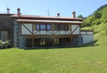 Casa rural Apeztiberri - Betelu, Navarra