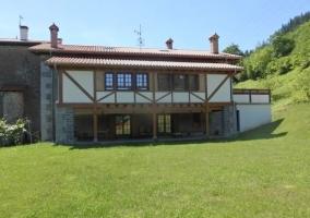 Casa rural Apeztiberri