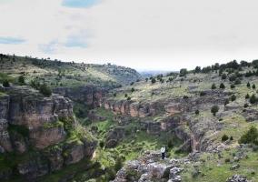 Zonas verdes para hacer turismo activo