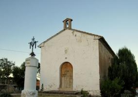 Zona de la iglesia de Altura