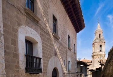 Marqués de Valdeolivo - Tronchon, Teruel