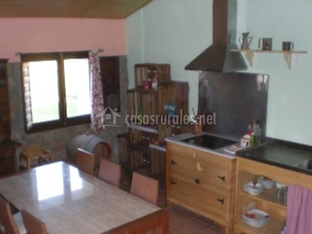 Apartamento y Refugio El Pajar en Castilsabas (Huesca)