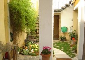 Casa rural Bardena Blanca 1