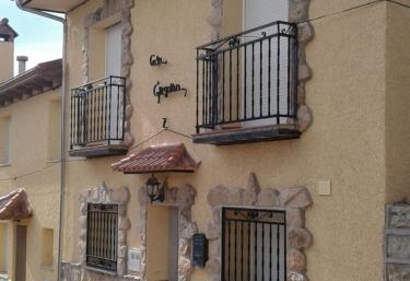 Vivienda Turística Casa Gregoria - Villanueva De Avila, Ávila