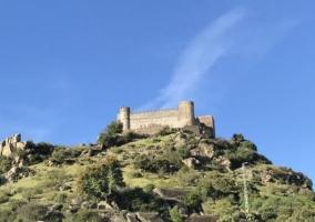 Zona del castillo en el entorno