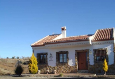 Cortijo La Encina - Chirivel, Almería