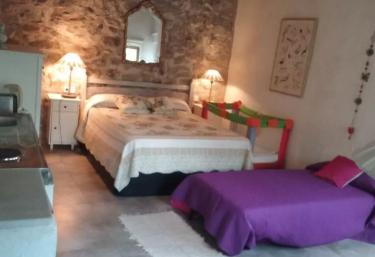 Estudio rural de Lola - Argelaguer, Girona