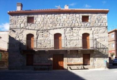 Casa rural El Salón del Baile - Navarredondilla, Ávila