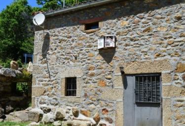 El Embalse - Santa Lucia De La Sierra, Ávila