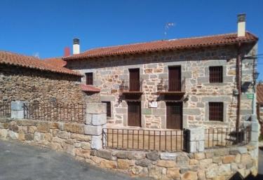 Casa rural El Locutorio - San Martin De La Vega Alberche, Ávila