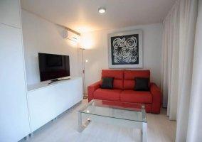 Suite con sala de estar