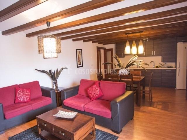 113 Amplia sala de estar