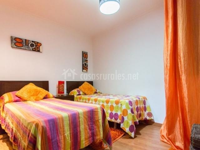 205 Dormitorio doble