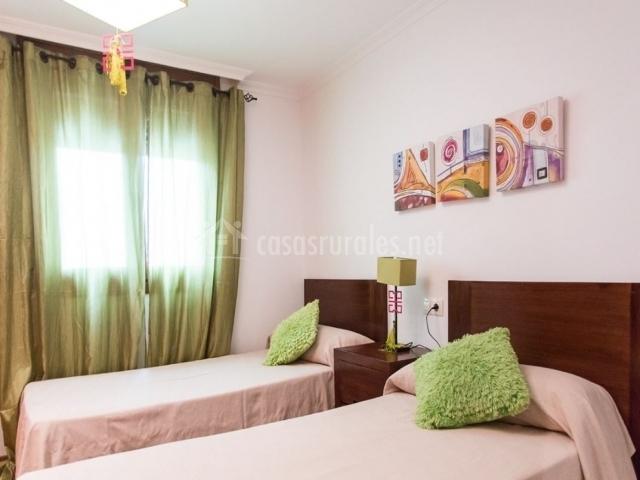 213 Dormitorio doble