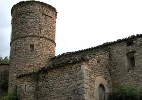 Zona de la capilla