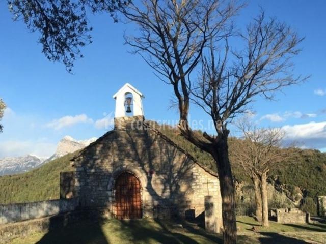 Zona de la ermita