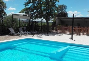 Casas rurales con piscina en huesca - Hoteles en huesca con piscina ...