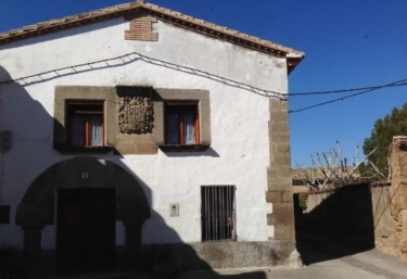 Casa Solariega - Lupiñen, Huesca
