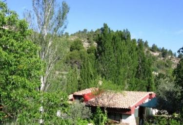La Serrería de Pedro- Casa del Olivo - Molinicos, Albacete