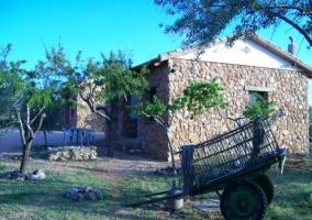 Casas rurales El Palomar- Casa 2