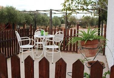 Casas rurales El Palomar- Casa 3 - Ossa De Montiel, Albacete