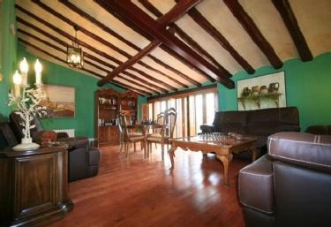 Casa Rural Tahona - Lerin, Navarra