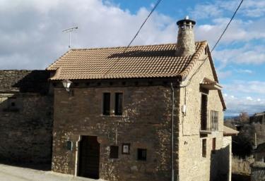 Casa O Silban d´Ara - Ara, Huesca