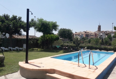 Casa Féliz- Dúplex y - Torres Del Obispo, Huesca